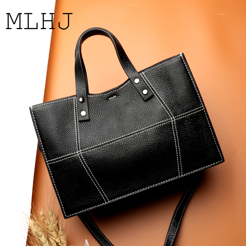 MLHJ2018 new women's bag leather shoulder handbag Korean version of the zipper small square portable Messenger bag lady g1 13 shoulder bag fashion handbag small square bag handbag messenger bag small bag 2017 new korean version of the wave