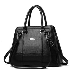 2018 autumn fashion casual tote bags  Quality patent leather women handbags handbag Vintage luxury shoulder bags bolsa feminina