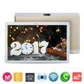2017 Новый 10 дюймов 3 Г 4 Г LTE tablet Octa core 1920*1200 IPS HD 8.0MP 4 ГБ 32 ГБ Android 6.0 Bluetooth GPS таблетки 10 10.1 + подарки