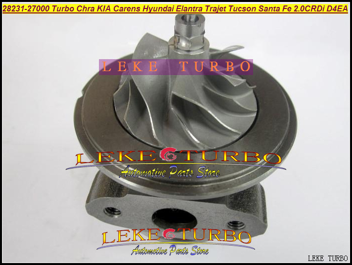 Turbo Cartridge Chra Core TD025 28231-27000 49173-02412 For KIA Carens For Hyundai Elantra Trajet Tucson Santa Fe 2.0L CRDi D4EA free ship td025 49173 02622 49173 02610 28231 27500 turbo for hyundai accent matrix getz for kia cerato rio crdi 2001 d3ea 1 5l