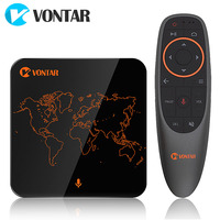 VONTAR V1 Google Android OS TV Box With Voice Control Amlogic S905W 2GB 16GB Streaming Support