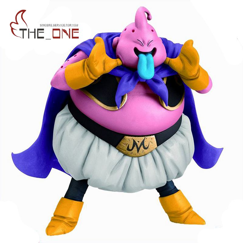 12 16 Cm Cartoon Dragon Ball Goku Frieza Buu Cell PVC Anime Action Figure Toys Kids