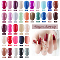 2019 24pcs Hot fashion candy color false nails finished Design 65 Optional