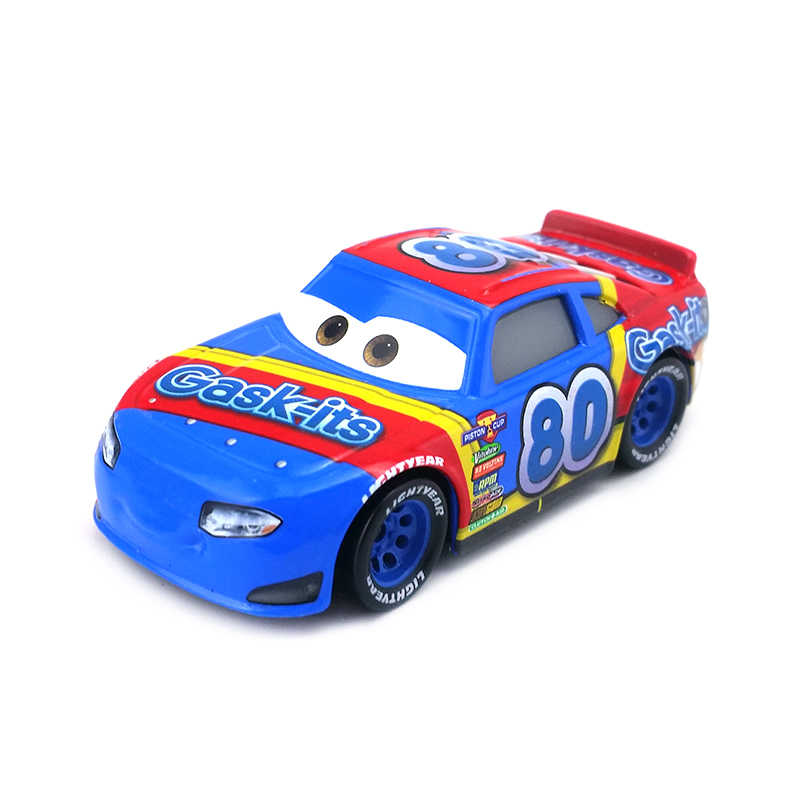 Rex Revler Disney Cars 1//55 Scale Diecast