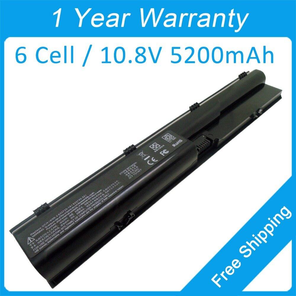 6 celule laptop HSTNN-XB2G HSTNN-XB2H HSTNN-Q88C-5 pentru HP ProBook 4436s 4330s 4530s 4535s 4435s 4440s 4441s transport gratuit