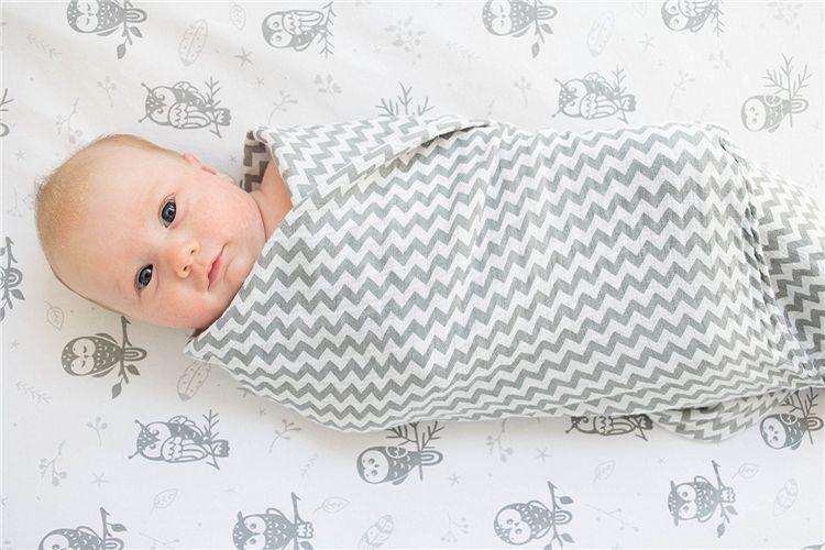 Copii nou-născuți Blanket Swaddling Baby Swaddle Wrap Infant Plic - Așternut