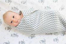 Copii nou-născuți Blanket Swaddling Baby Swaddle Wrap Infant Plic pentru cărucior Îmbrăcăminte pentru copii Copii nou-născuți Copii Mirale Muslin Swaddle