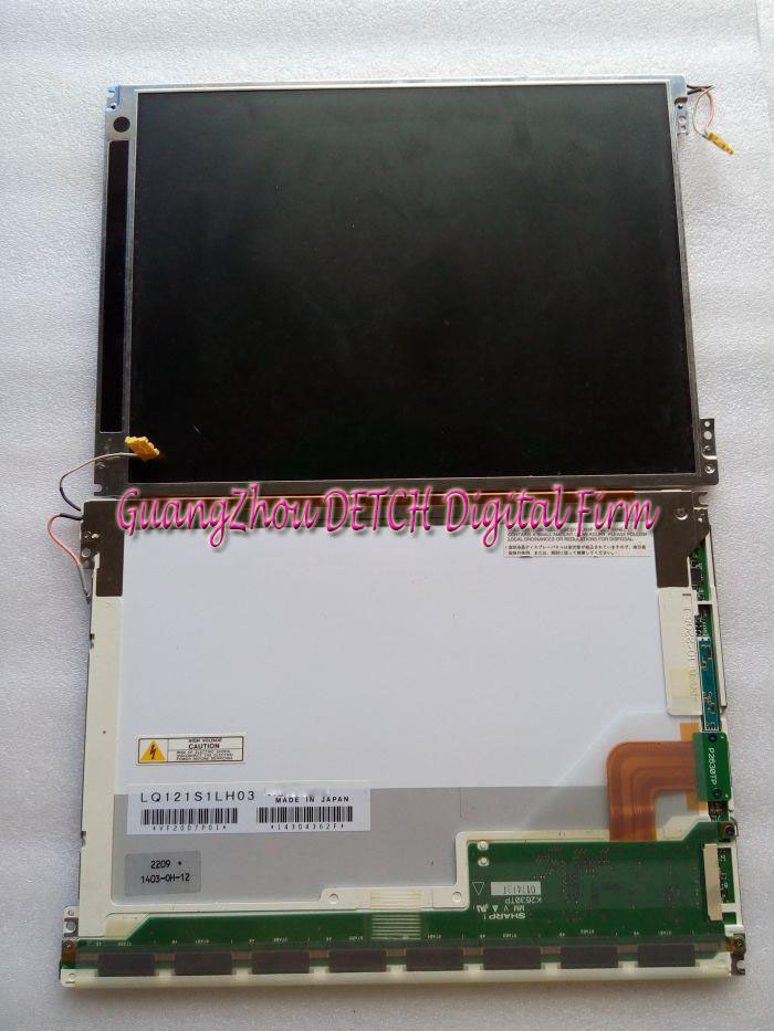 Industrial display LCD screen 12.1-inch LQ121S1LH03 LCD screen industrial display lcd screen special lm200wd4 slb1 lm200wd3 tlc1 lm200wd3 tla5