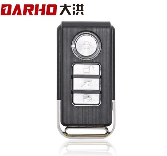 DARHO Home Security Door Window Siren Magnetic Sensor Alarm Warning System Wireless Remote Control Door Detector Burglar Alarm 100db wireless alarm system burglar safely security window door home magnetic sensor best promotion