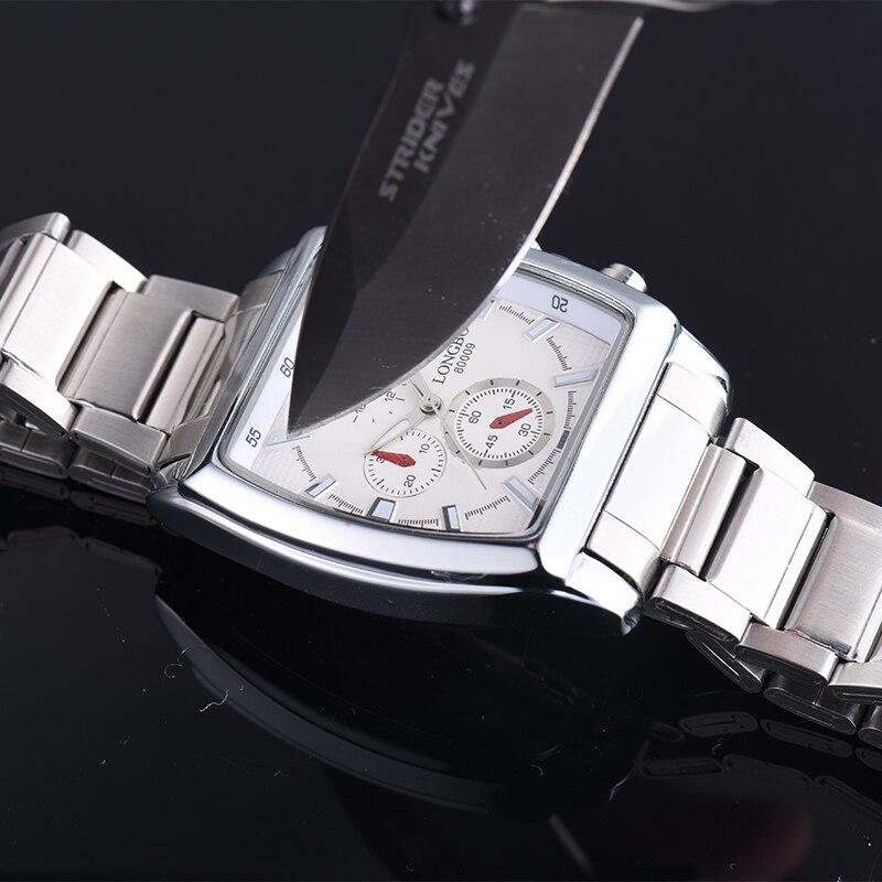 98bdf791271 New LONGBO Mens Watch 80009 30m Waterproof Sport Men Watch For Boys Fashion  Quartz Wristwatch Relogio Masculino -in Quartz Watches from Watches on ...