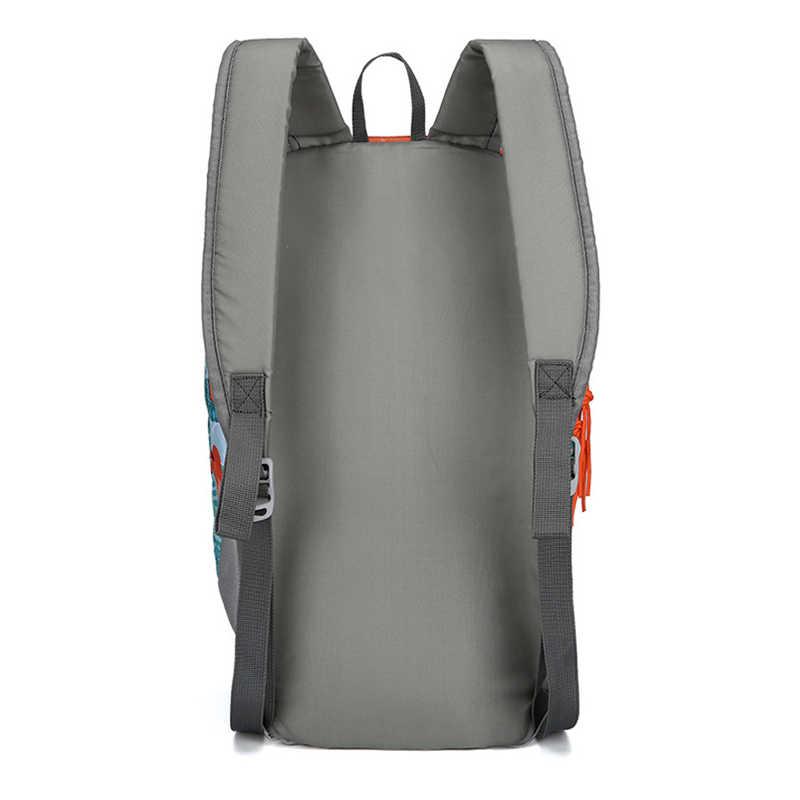 2019 для мужчин и женщин сверхлегкий рюкзак для путешествий для девочек и мальчиков, водонепроницаемый походный спортивный рюкзак для отдыха на природе, небольшая сумка 10L DXH