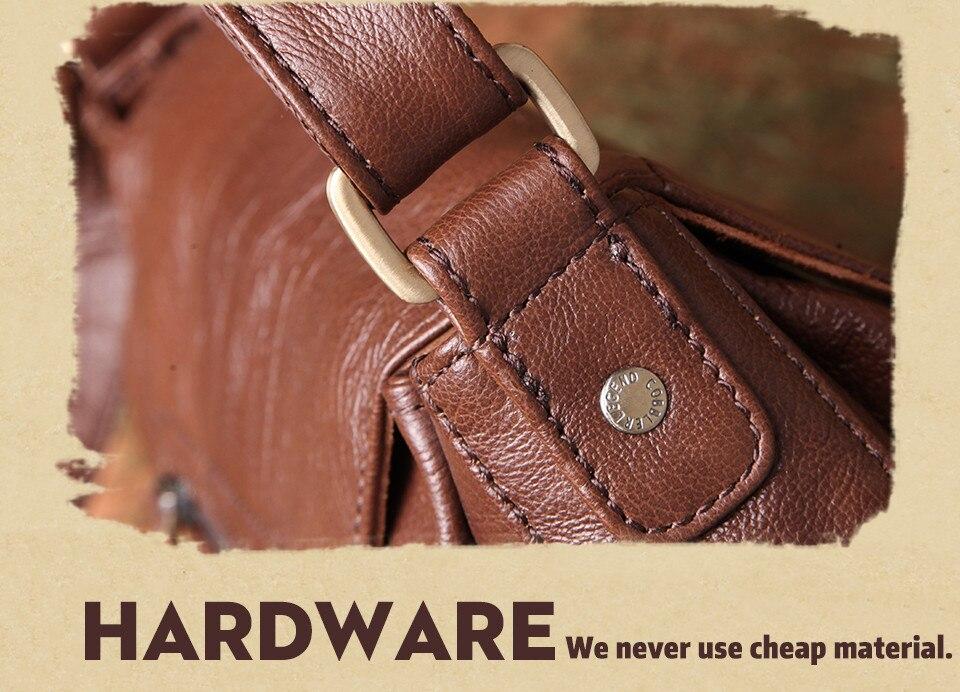 bolsas حقائب الكتف النسائية جلد طبيعي العلامة التجارية 14