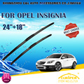 "Escovas Para OPEL INSIGNIA (2008-) 2009 2010 2011 2012 2013 2014 Car Windscreen Windshield Wiper Blade 24 ""+ 18"" carros estilo"