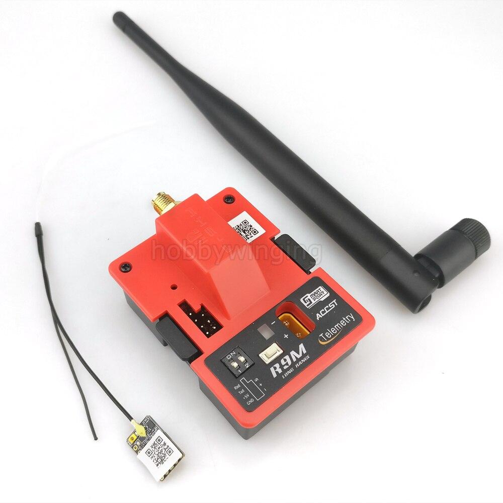 Frsky 900MHz Long Range RC System R9M Module and R9 mini Receiver Comb set radio control system Non-EU Version цена 2017