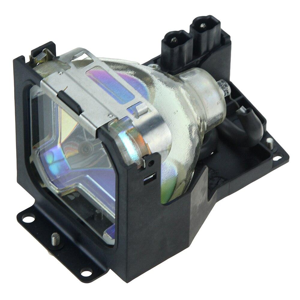 Compatible PLV-Z1 PLV-Z1BL PLV-Z1C POA-LMP54 for Sanyo 610 302 5933 High Quality  Projector Lamp bulb with housing compatible projector lamp poa lmp98 610 325 2957 bulb for plv 80 plv 80l