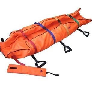 Folding Emergency Stretcher Vacuum Stretcher Fitted Air-sac Stretcher