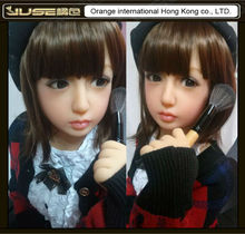 2016 Top quality 138cm japanese real loli sex doll,lifelike realistic sex dolls,real life lovely cute love dolls for men ,ST-165