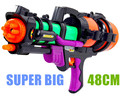Big Water Gun 48cm High Pressure Pump Action  Perfect Summer Outdoor Fun & Sports Game Shooting Toys Sniper Nerf Water Bullet