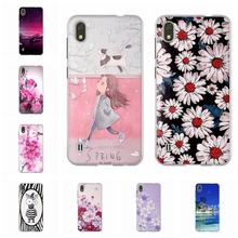 For ZTE Blade A530 Case Ultra-thin Soft TPU Silicone For ZTE Blade A530 Cover Zebra Patterned For ZTE Blade A 530 Bumper Coque for zte blade a530 cover ultra thin soft silicone tpu for zte blade a530 case cartoon patterned for zte blade a530 coque shell