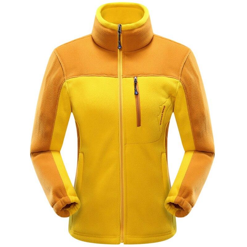ZYNNEVA Winter Outdoor Sports Coat Camping Hiking Clothing Women Fleece Thicken Jacket Long Sleeve Cotton Sportwear GK5205