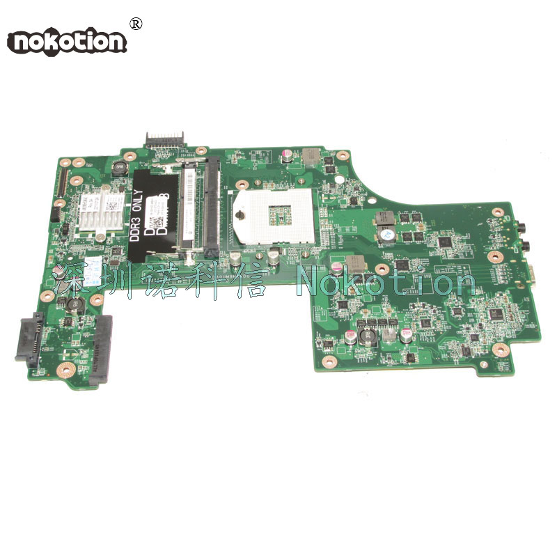 NOKOTION laptop motherboard for inspiron N7010 mainboard  DDR3 0GKH2C CN-0GKH2C GKH2C DA0UM9MB6D0 without graphics card nokotion sps v000198120 for toshiba satellite a500 a505 motherboard intel gm45 ddr2 6050a2323101 mb a01