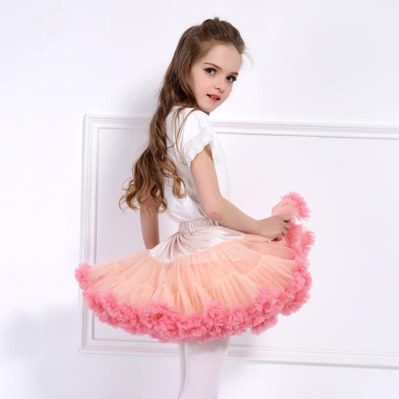 Chaffare meisjes rok baby tutu pluizige rokken kinderen fancy - Kinderkleding - Foto 1