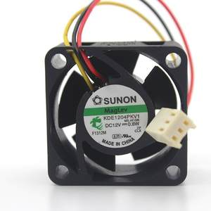 for Jian Jian SUNON HA40201V4-D000-C99 4020 4cm 12V 0.6W Ultra-Quiet Cooling Fan