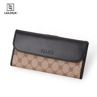 Hot Sale wallet Men Clutch purse Coin PurseSlim Fashion Large Capacity Male Wallet For Cards Cash Casual Men's long Wallets