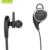 Qcy qy8 inglés aptx deportes auriculares inalámbricos bluetooth 4.1 auriculares auriculares con el mic llamadas de música mp3 auriculares para ios android