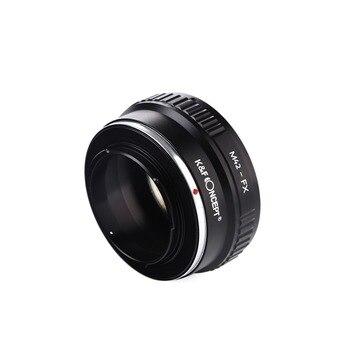 K&F CONCEPT M42-FX Camera Lens Adapter Ring For M42 Mount Lens to Fujifilm X Mount Camera Body Fuji X-Pro1 X-M1 X-E1 X-E2 M42