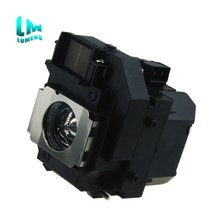 Uhe 200e2 c ل ELPLP54 العارض استبدال مصباح UHE لمبة لإبسون EB X8 EB X7 EB S72 PowerLite EX31 W7 WEX31