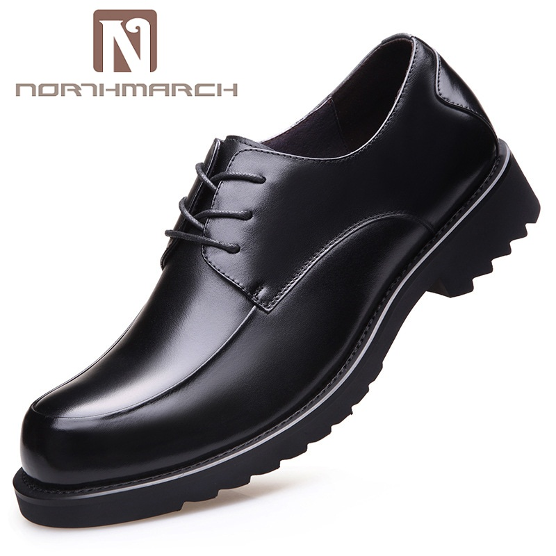 NORTHMARCH Spring/Autumn Dress Shoes Men Genuine Leather Shoes Men Formal Shoe Fashion Men Oxfords Shoes Zapatos Vestir Hombre мульти пульти мягкая игрушка динозаврик спайк со звуком 23 см my little pony мульти пульти