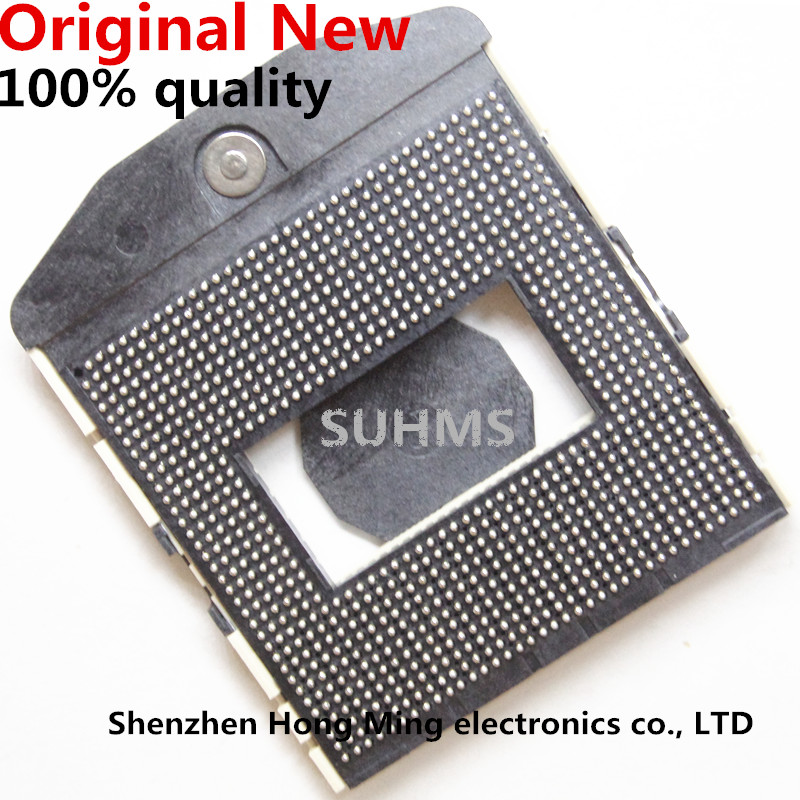 AM2 AM3 AM4 AM3B FM2 LGA771 LGA775 LGA1366 LGA2011 For Motherboard Mainboard Soldering BGA CPU Socket holder with Tin Balls