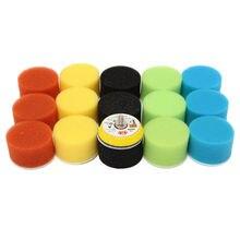 16pcs 2'' 50mm High Gross Polishing Buffing Pad Wool Kit for Car Polisher Buffer смартфон zte blade a601 black