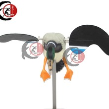 Factory direct sells Motion Electric duck decoys with flapping magnum, size motorized deco
