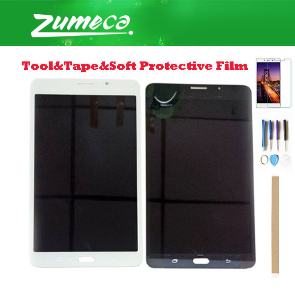 7.0 Inch For Samsung Galaxy TAB A 7.0 T280 SM-T280 Samsung T285 SM-T285 LCD Display Touch Screen Sensor Digitizer 2 Color+Kits7.0 Inch For Samsung Galaxy TAB A 7.0 T280 SM-T280 Samsung T285 SM-T285 LCD Display Touch Screen Sensor Digitizer 2 Color+Kits