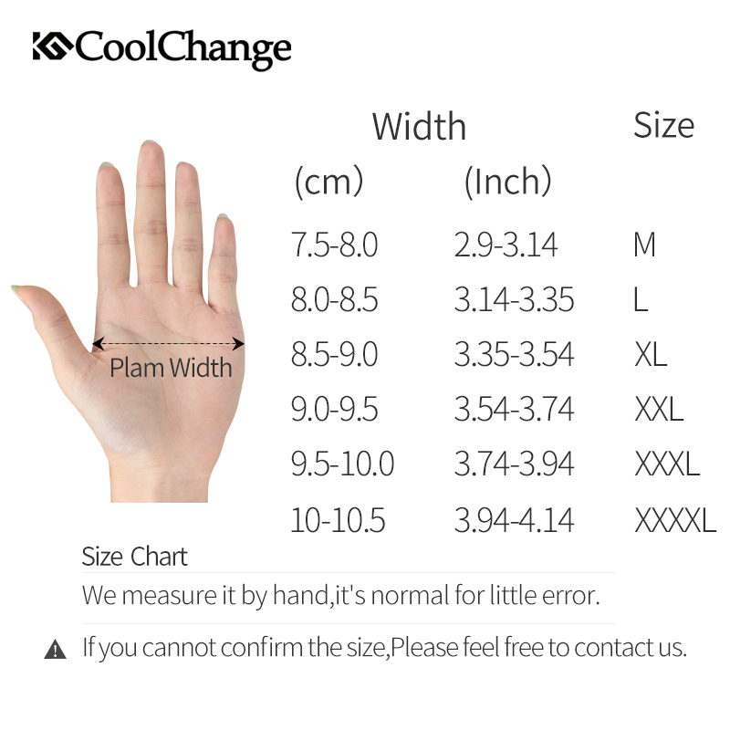Купить с кэшбэком CoolChange Winter Windproof Cycling Gloves Full Finger Thermal Warm Bike Bicycle Gloves Touch Screen MTB Gloves for Men Women