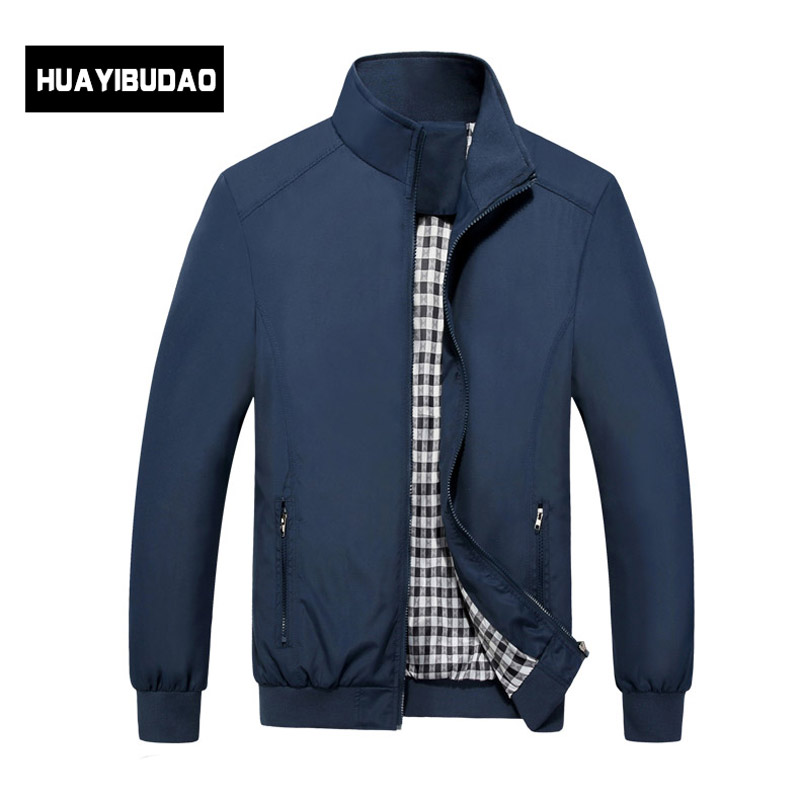 2016 New Jacket Men Overcoat Casual bomber Jackets Mens Windbreaker coat jaqueta masculina veste homme brand