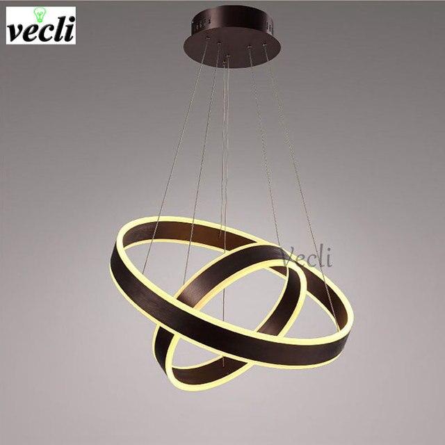 Moderne Kronleuchter Rund Esszimmer Lampe Einfache Wohnzimmer Lampe Led  Büro Lampe Kreative Persönlichkeit Eingang Lampe