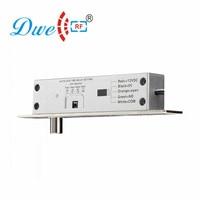 DWE CC RF fechadura da porta de controle de acesso porta estreita falhar seguro mortise parafuso elétrico com forte força de retenção