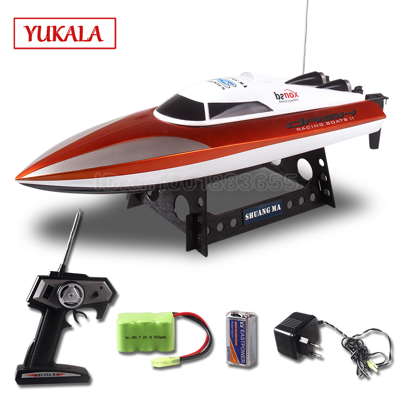 Free shipping RC Boat Double House DH7010 ship ship Infinitely variable speeds/high speed racing boat 46CM best toys gift DH7010 все цены