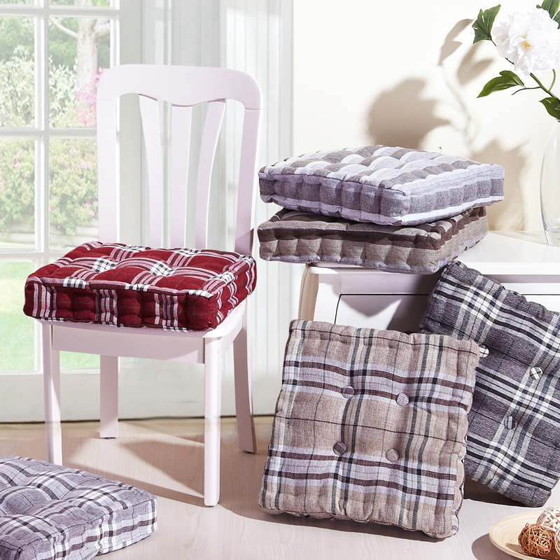 Herfst en winter Japans katoenen stoelkussen Studenten tatamimatten - Thuis textiel