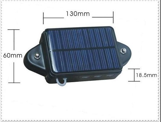 Solar GPS Tracker with water proof IP65 CCTR-808S