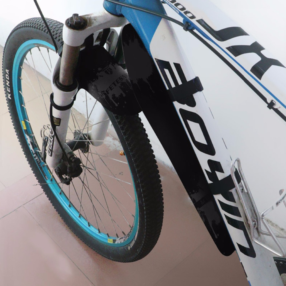 2018 Naujas dizainas Mtb Mudguard kalnas BMX lenktynių turistinis - Dviratis - Nuotrauka 3