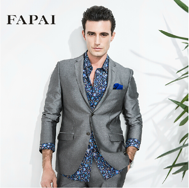 High quality grey suit the prince to wear a suit PROM wear suit for ...