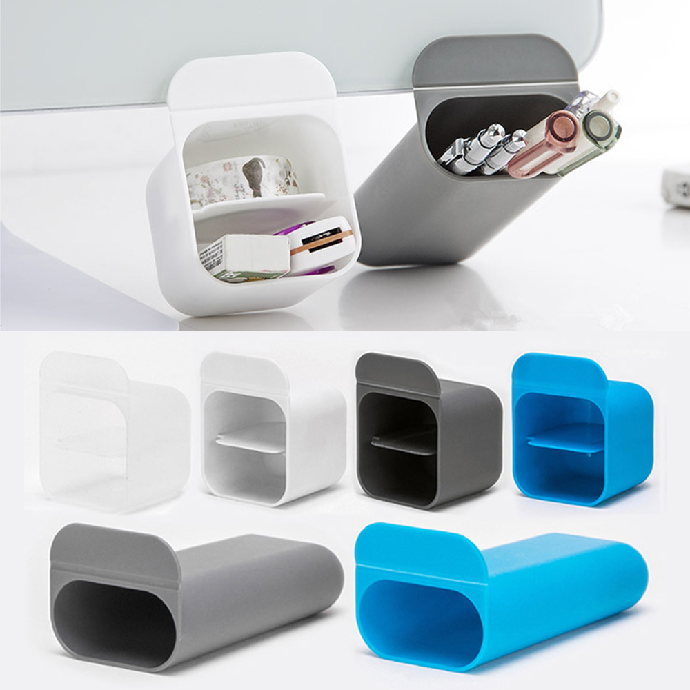 Container Stationery Pencil-Holder Storage-Box Desk Desktop-Organizer Office-Desk-Pen-Case