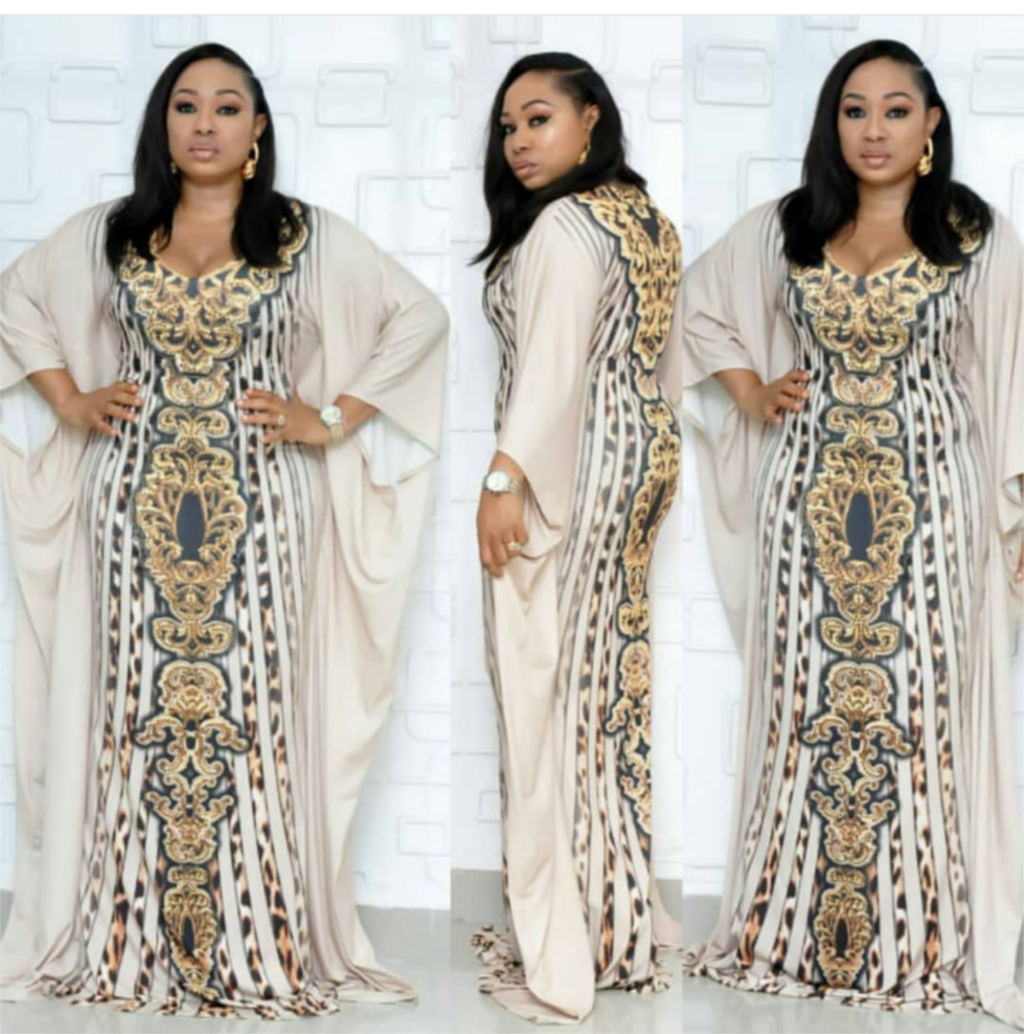 Image 2 - Length 152cm Bust 104cm African Dresses For Women Africa Clothing Muslim Long Dress Length Fashion African Dress For Lady-in Africa Clothing from Novelty & Special Use