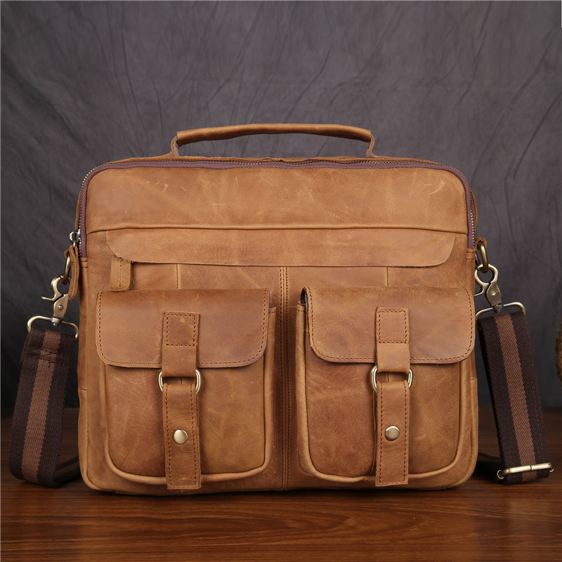 Ruil Top Quality Genuine Leather Men Retro Crossbody Shoulder Bags Male Small Travel Messenger Leisure package British styleRuil Top Quality Genuine Leather Men Retro Crossbody Shoulder Bags Male Small Travel Messenger Leisure package British style
