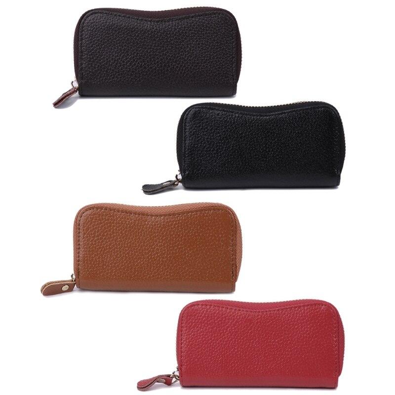 f35a164836ca9 THINKTHENDO-Luxury-Zipper-Closure-Around-6-Hook-Car-Key-Holder-Keychain-Ring -Case-Bag-For-Men.jpg