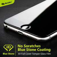 Benks Sapphire Coating Tempered Glass Screen Protector For Iphone 6 Iphone 6Plus Iphone 6S No Scratch